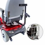 Rullatorholder for scooter
